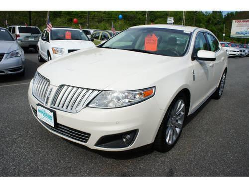 2009 lincoln mks 4 dr sedan awd for sale in beemerville. Black Bedroom Furniture Sets. Home Design Ideas