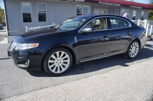 2009 lincoln mks 4dr car for sale in carrollton maryland classified. Black Bedroom Furniture Sets. Home Design Ideas