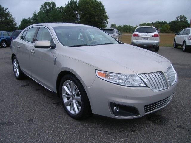 2009 lincoln mks for sale in isanti minnesota classified. Black Bedroom Furniture Sets. Home Design Ideas