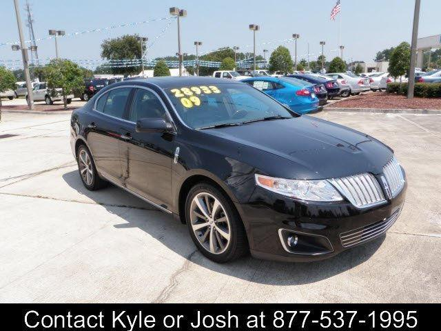 2009 lincoln mks for sale in yulee florida classified. Black Bedroom Furniture Sets. Home Design Ideas