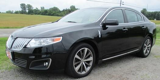 2009 lincoln mks awd for sale in bellefontaine ohio. Black Bedroom Furniture Sets. Home Design Ideas