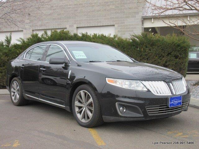 2009 lincoln mks base awd 4dr sedan for sale in boise. Black Bedroom Furniture Sets. Home Design Ideas