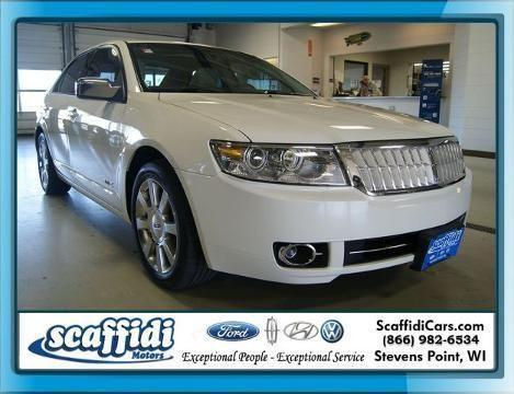 2009 lincoln mkz 4 door sedan for sale in arnott for Scaffidi motors stevens point wi