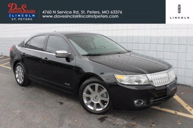 2009 lincoln mkz 4dr fwd for sale in saint peters missouri classified. Black Bedroom Furniture Sets. Home Design Ideas