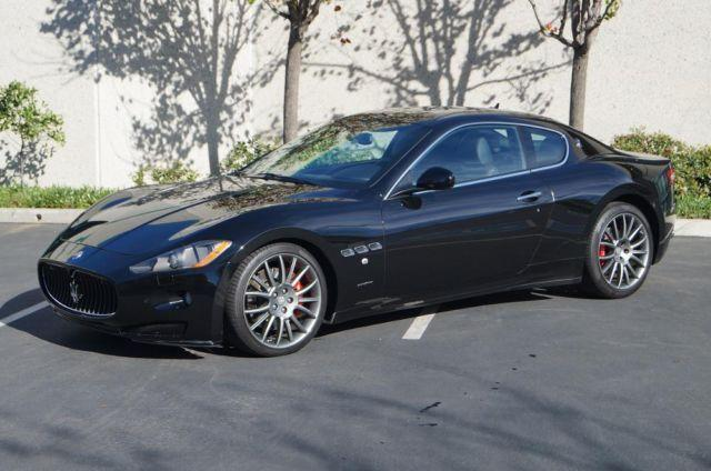 2009 maserati granturismo s for sale in newbury park. Black Bedroom Furniture Sets. Home Design Ideas