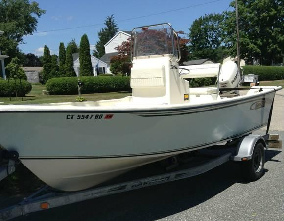 May Craft  Skiff For Sale