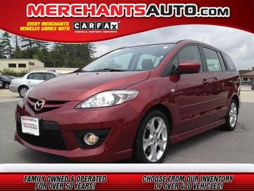 2009 mazda mazda5 van touring for sale in manchester new. Black Bedroom Furniture Sets. Home Design Ideas