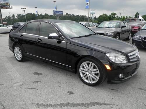 2009 mercedes benz c class 4d sedan c300 for sale in neuse forest north carolina classified. Black Bedroom Furniture Sets. Home Design Ideas