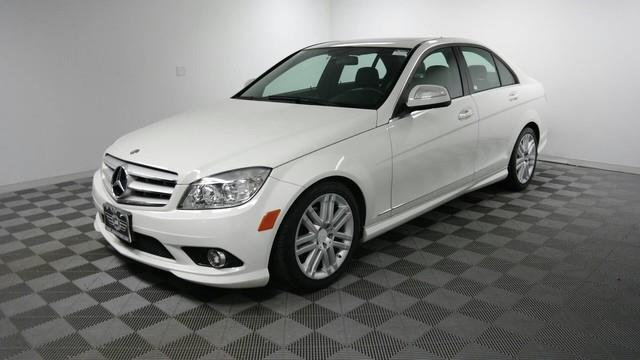 2009 mercedes benz c class c 300 sport 4matic awd c 300 sport 4matic 4dr sedan for sale in des. Black Bedroom Furniture Sets. Home Design Ideas