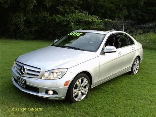 2009 mercedes benz c class c300 4matic for sale in memphis for Memphis mercedes benz