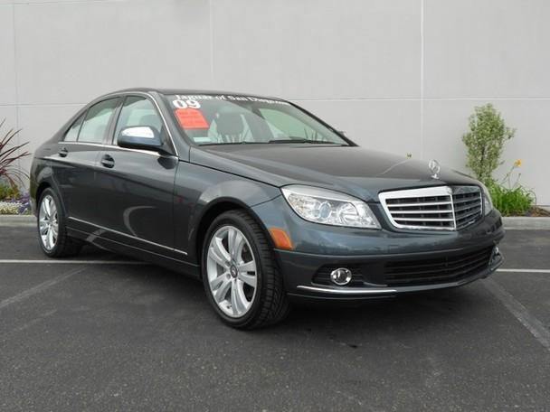 2009 mercedes benz c class c300 for sale in san diego