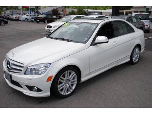 2009 Mercedes-Benz C300 4 Dr Sedan AWD 4MATIC for Sale in ...