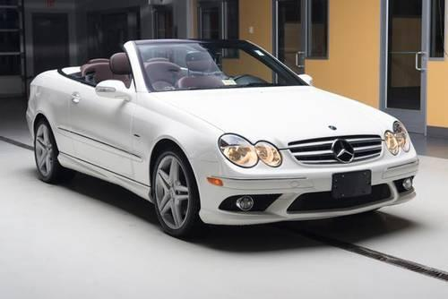 2009 mercedes benz clk class 2d convertible clk350 for for Mercedes benz clk350 convertible for sale