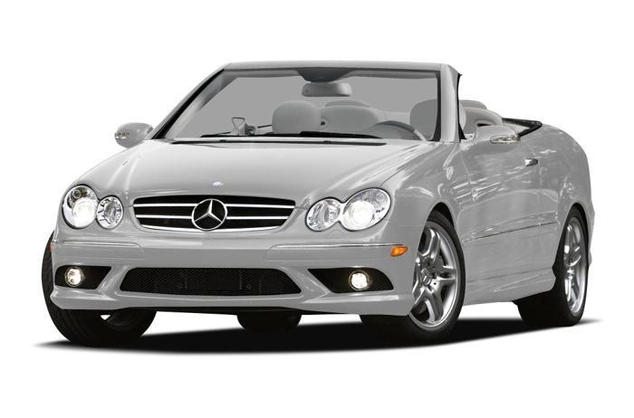2009 Mercedes-Benz CLK CLK350 CLK350 2dr Convertible