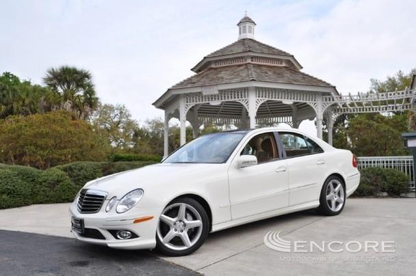 2009 mercedes benz e350 29 490 for sale in sarasota for Mercedes benz of sarasota florida