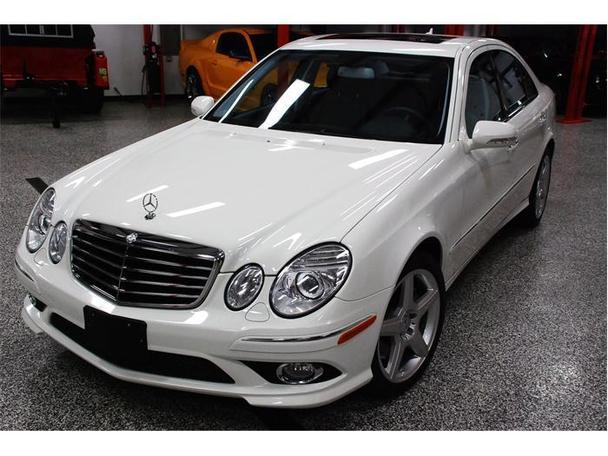 2009 mercedes benz e350 for sale in plainfield illinois classified. Black Bedroom Furniture Sets. Home Design Ideas