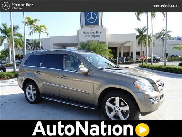 2009 mercedes benz gl class for sale in pompano beach for Mercedes benz of pompano