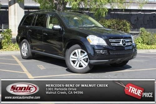 2009 mercedes benz gl class suv gl450 4matic for sale in for Mercedes benz walnut creek service