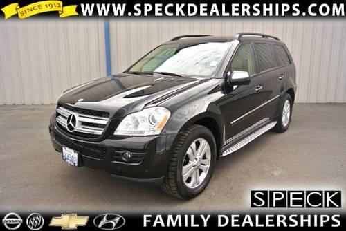 2009 mercedes benz gl class suv gl450 4matic for sale in pasco washington classified. Black Bedroom Furniture Sets. Home Design Ideas