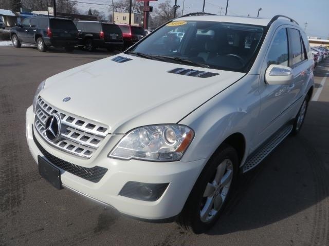 2009 mercedes benz m class awd ml350 4matic 4dr suv for for 2009 mercedes benz ml350 4matic for sale