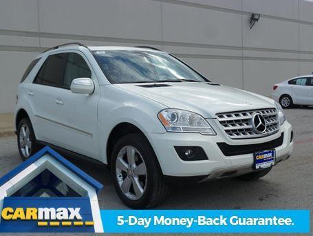 2009 Mercedes-Benz M-Class ML 350 4MATIC AWD ML 350