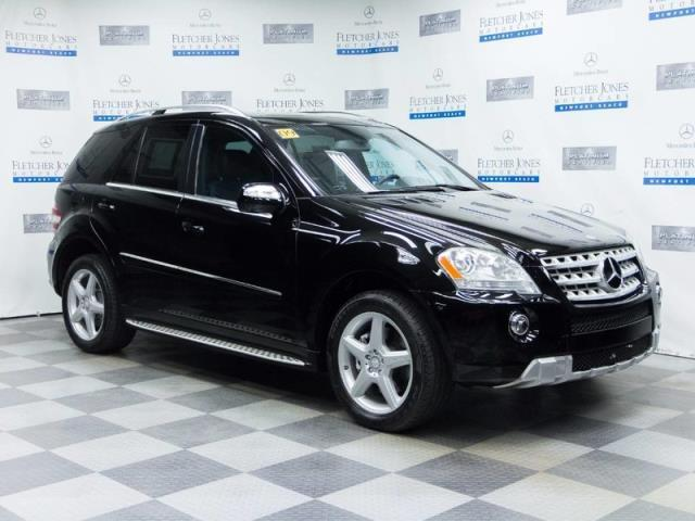 2009 mercedes benz m class ml 550 awd ml 550 4matic 4dr for 2009 mercedes benz ml350 4matic for sale