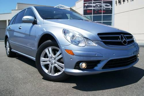2009 mercedes benz r class 4 door suv r350 4matic for sale for 2009 mercedes benz r350 4matic