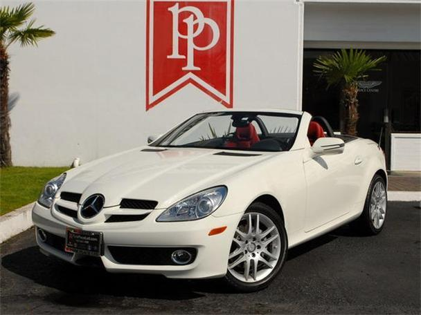 2009 mercedes benz slk class for sale in bellevue for Bellevue mercedes benz