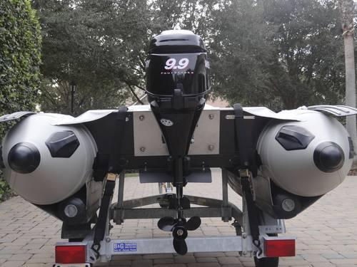 2009 mercury 4 stroke 9 9hp short outboard motor for sale for Mercury outboard motors for sale in florida