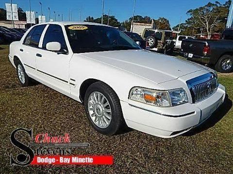 2009 mercury grand marquis 4 door sedan for sale in bay minette alabama classified. Black Bedroom Furniture Sets. Home Design Ideas
