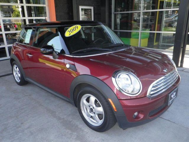 2009 MINI Cooper 2dr Hatchback