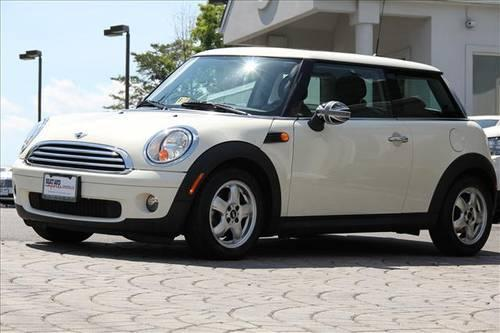 2009 MINI Cooper Hatchback