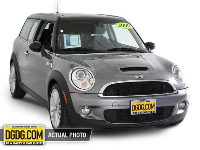 2009 Mini Cooper S 3D Station Wagon Clubman for Sale in ...