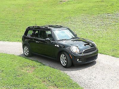 2009 mini cooper s clubman super clean for sale in nashville tennessee classified. Black Bedroom Furniture Sets. Home Design Ideas