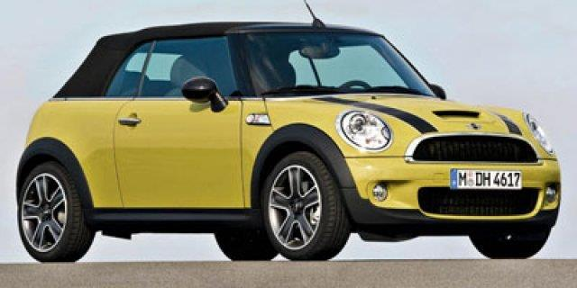 2009 MINI Cooper S S 2dr Convertible