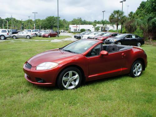 2009 mitsubishi eclipse spyder convertible gs for sale in brunswick georgia classified. Black Bedroom Furniture Sets. Home Design Ideas