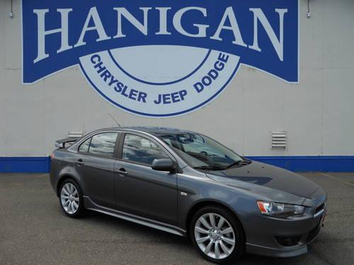 2009 Mitsubishi Lancer Sedan Gts For Sale In Cairo Oregon
