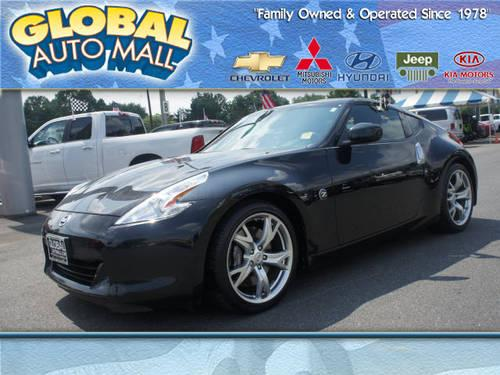 2009 nissan 370z 2 dr coupe for sale in muhlenberg new jersey classified. Black Bedroom Furniture Sets. Home Design Ideas