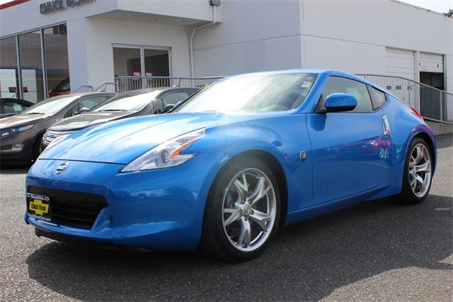 2009 nissan 370z base 2dr coupe 7a for sale in seattle washington classified. Black Bedroom Furniture Sets. Home Design Ideas