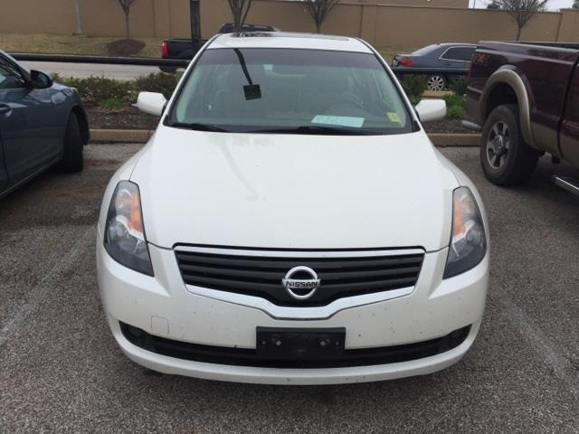 2009 Nissan Altima 2.5 2.5 4dr Sedan