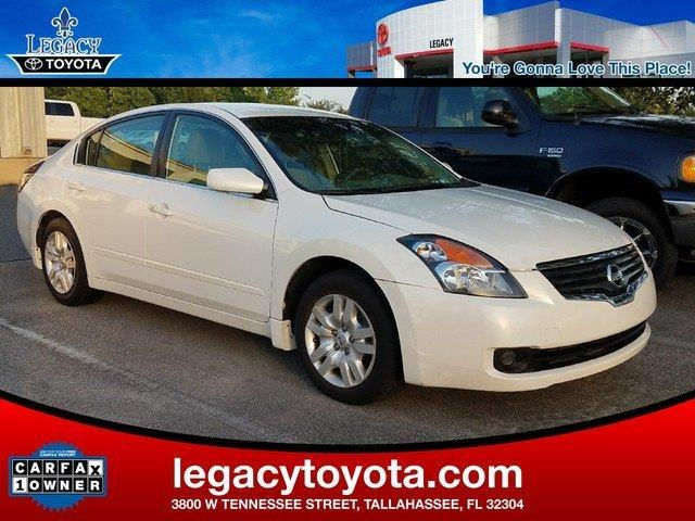2009 Nissan Altima 2 5 2 5 4dr Sedan For Sale In Tallahassee Florida Classified