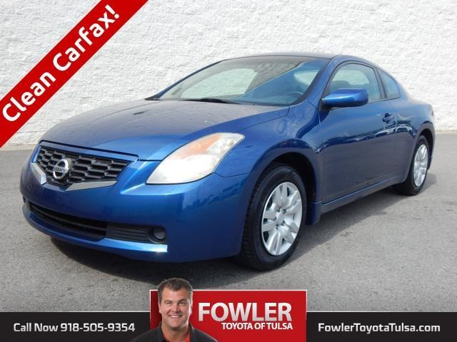 2009 nissan altima 2 5 s 2 5 s 2dr coupe cvt for sale in tulsa oklahoma classified. Black Bedroom Furniture Sets. Home Design Ideas