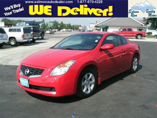 2009 nissan altima 2 5 s for sale in salmon idaho classified. Black Bedroom Furniture Sets. Home Design Ideas