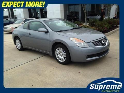 2009 nissan altima 2 door coupe for sale in slidell louisiana classified. Black Bedroom Furniture Sets. Home Design Ideas