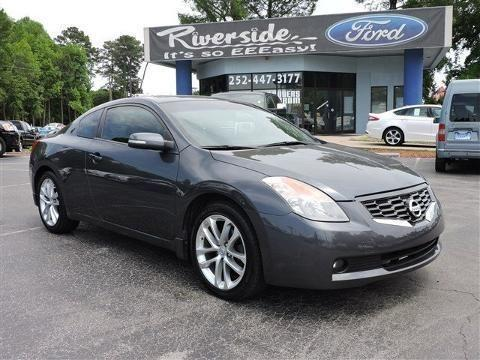 2009 nissan altima 2 door coupe for sale in havelock north carolina classified. Black Bedroom Furniture Sets. Home Design Ideas