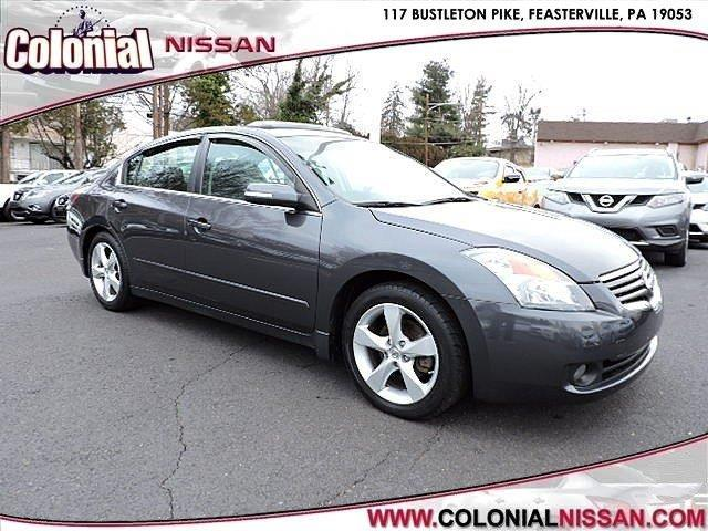 2009 nissan altima 3 5 se 3 5 se 4dr sedan cvt for sale in langhorne pennsylvania classified. Black Bedroom Furniture Sets. Home Design Ideas