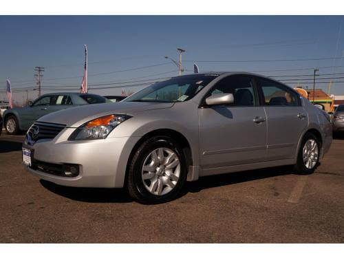 2009 nissan altima 4 dr sedan 2 5 s for sale in east hanover new jersey classified. Black Bedroom Furniture Sets. Home Design Ideas