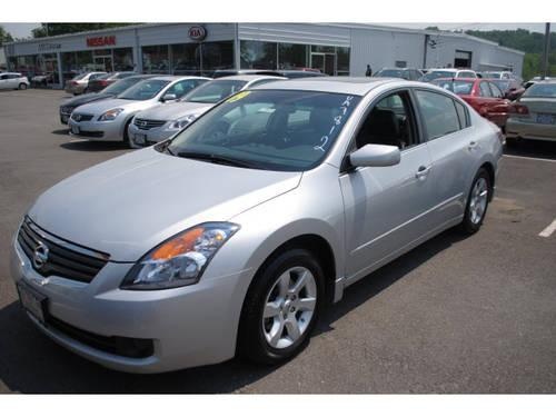 2009 Nissan Altima 4 Dr Sedan 2 5 Sl For Sale In New