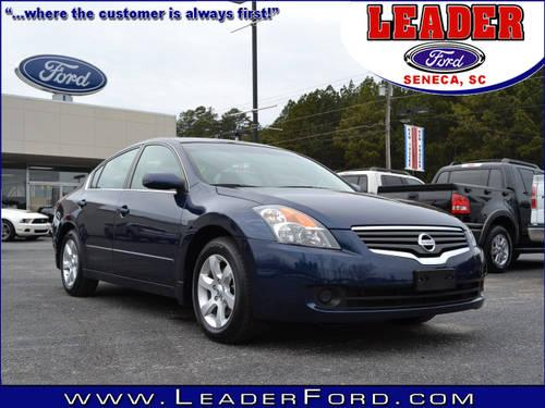 2009 Nissan Altima 4 Dr Sedan 2 5 Sl For Sale In Seneca South Carolina Classified