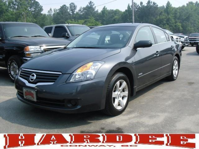 2009 nissan altima hybrid for sale in conway south carolina classified. Black Bedroom Furniture Sets. Home Design Ideas